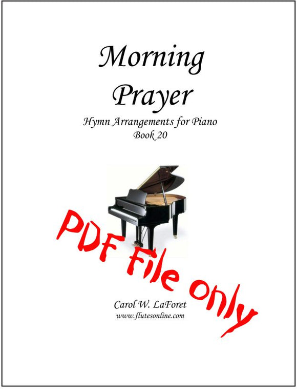 Morning Prayer Hymns PDF