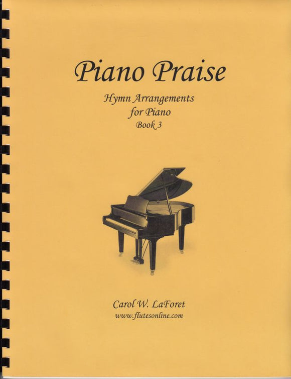Piano Praise Hymn Arrangements