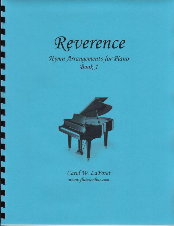 Reverence Hymn Arrangements for Piano