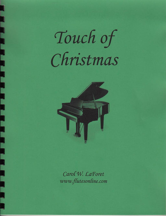 Touch of Christmas - Beginner Level Christmas Carol Solos