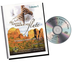 How to Play Native American Flute with CD