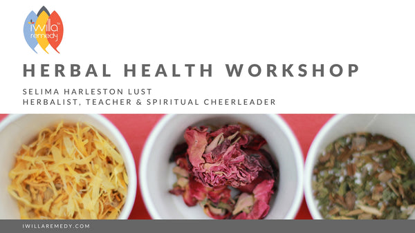 Herbal Health Presentation Slideshow