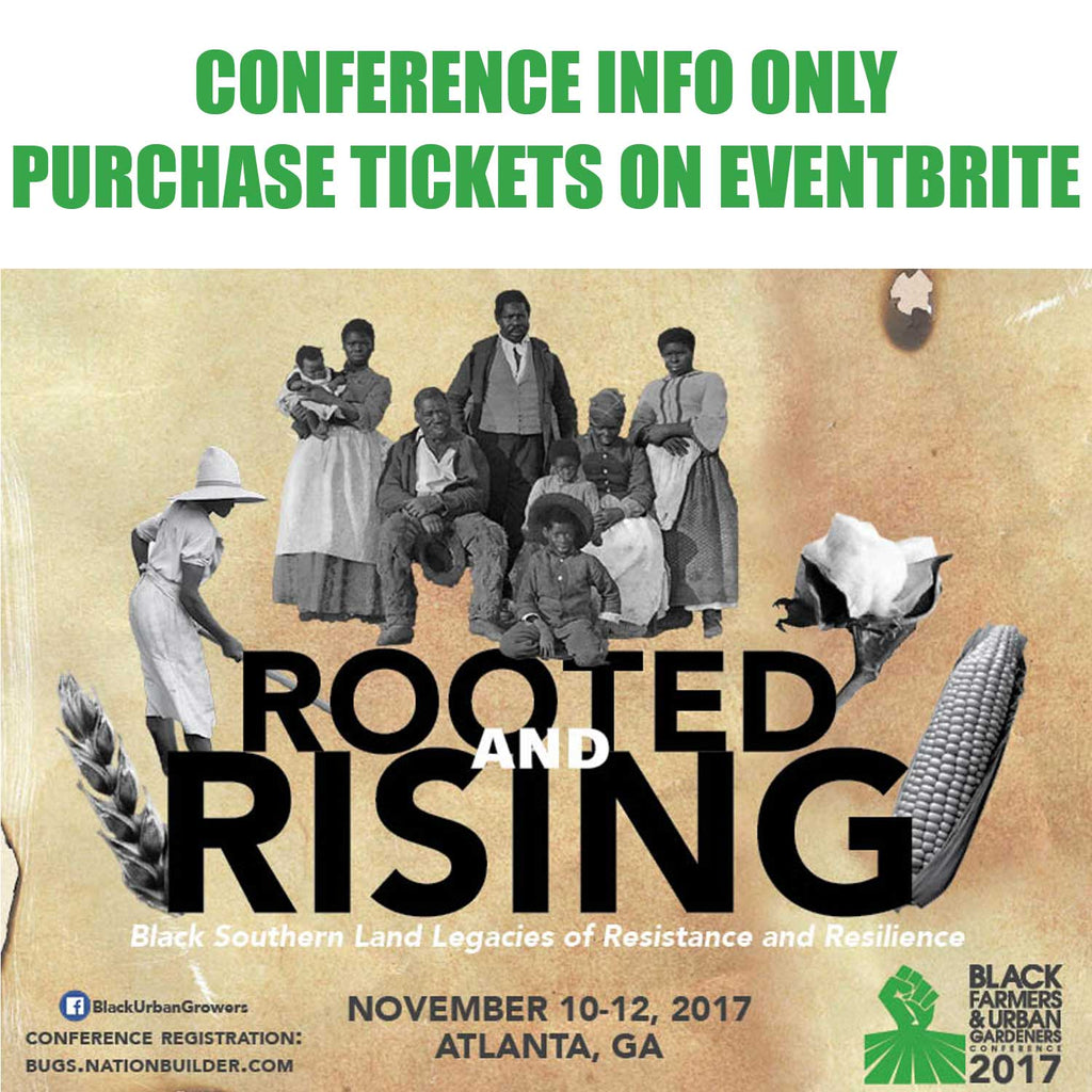 Learn more and purchase conference tickets on eventbrite
