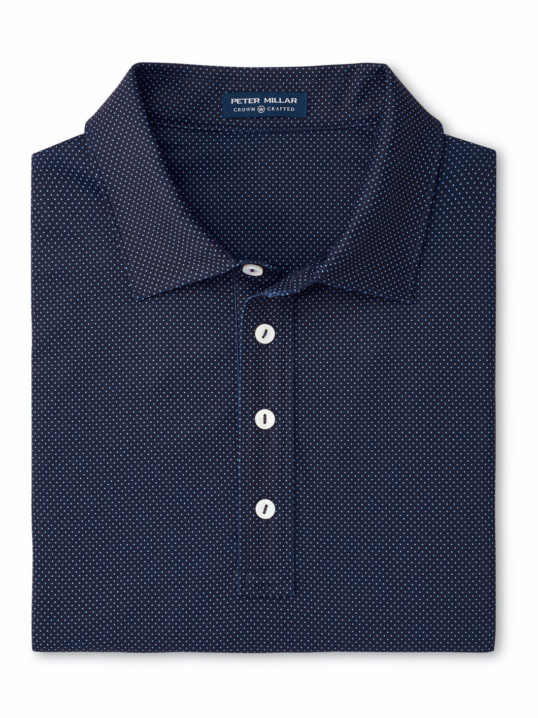 Blues Performance Polo