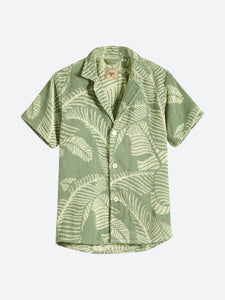 Banana Leaf Terry S/S