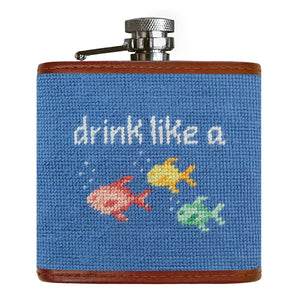 Drink Like A Fish Flask