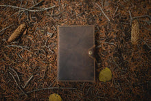 Drifter Leather Journal - Antique Brown