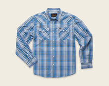 H Bar B Longsleeve - Panhandle Plaid