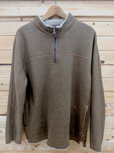 True Grit Fleece & Fur 1/4 Zip