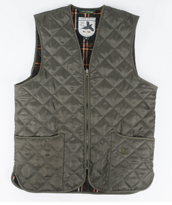 Quilted Briar Vest