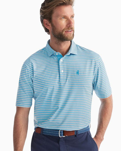 Smith Striped PREP-FORMANCE Jersey Polo