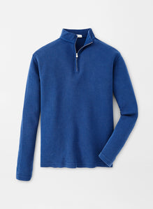 Seaside Summit Slub Quarter-Zip