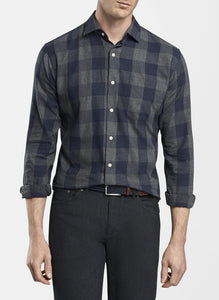 Mountainside Kenton Buffalo Check Sport Shirt