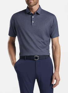 Ace Cotton-Blend Polo