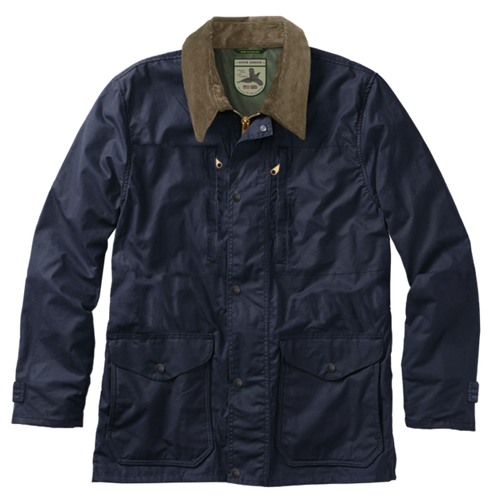 Mainsail Lightweight Waxed Canvas Jacket