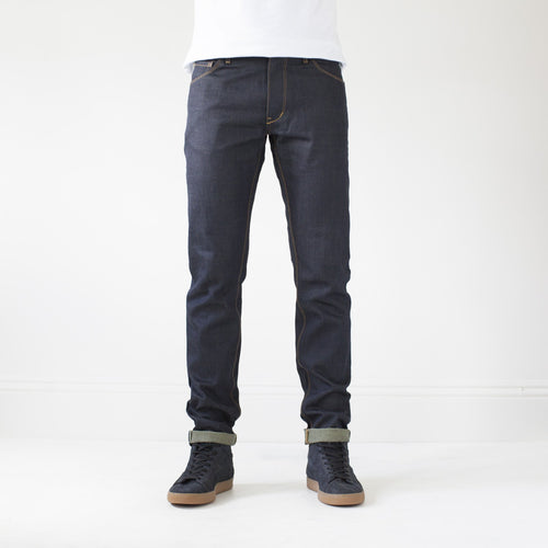 Jones Selvage Raw