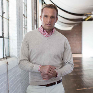 Candler Performance V-Neck Sweater