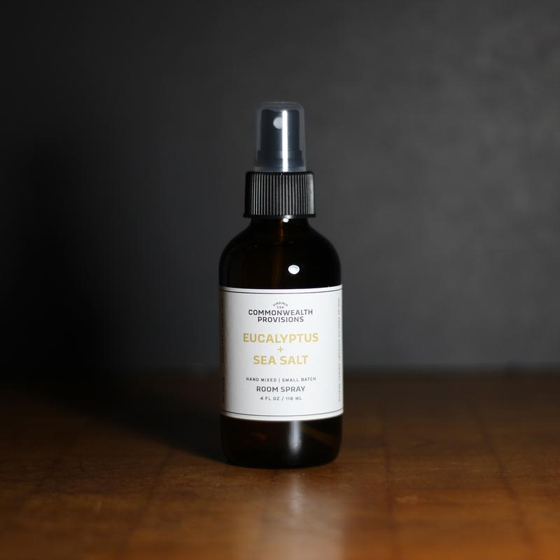 Eucalyptus + Sea Salt Room Spray