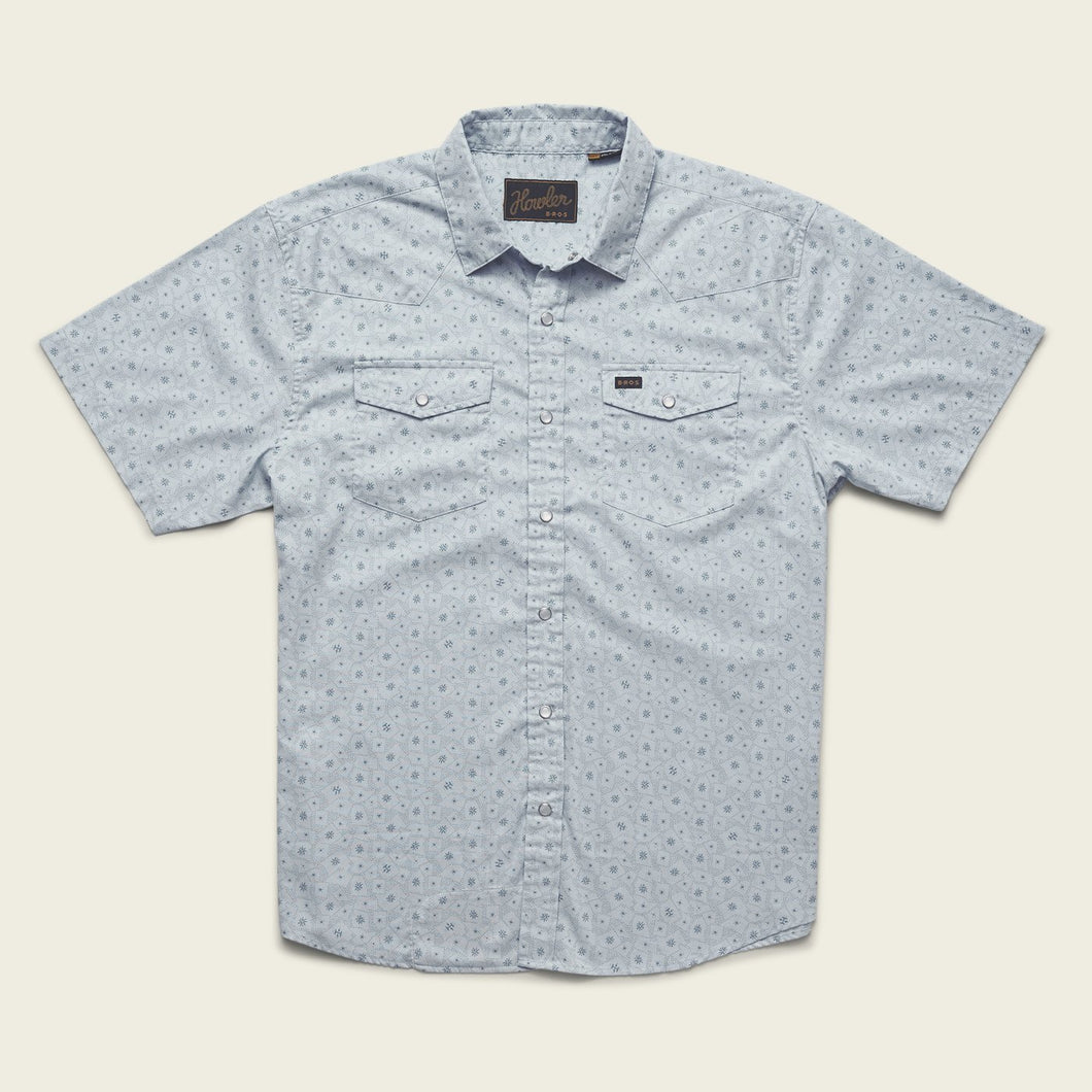 H Bar B Snapshirt - Little Agave