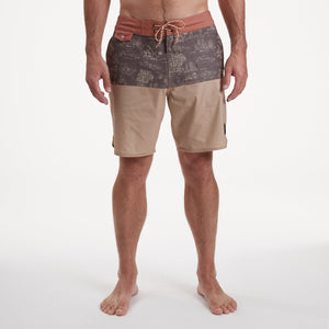 Stretch Vaquero Boardshort
