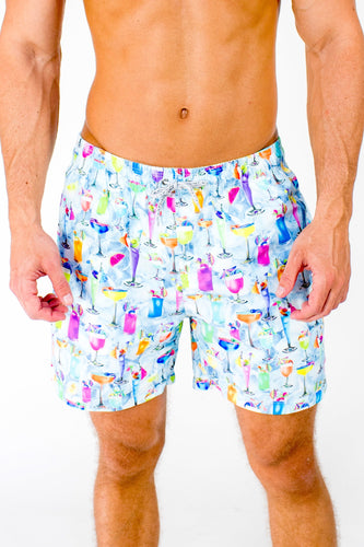 Tropical Treats Swim Trunks