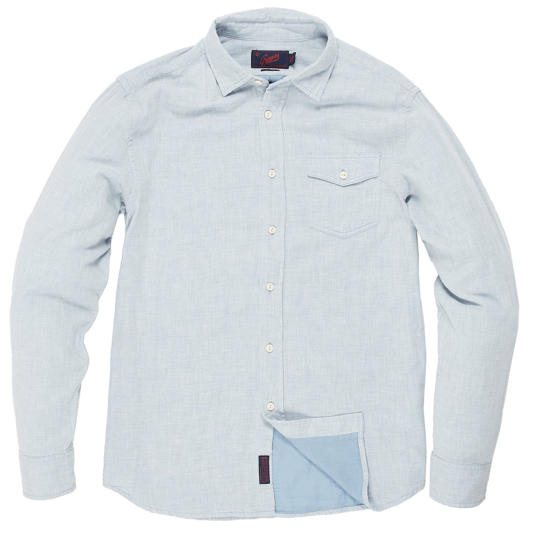 Hammond Double Cloth Shirt
