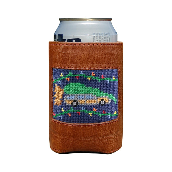 Christmas Vacation Can Cooler