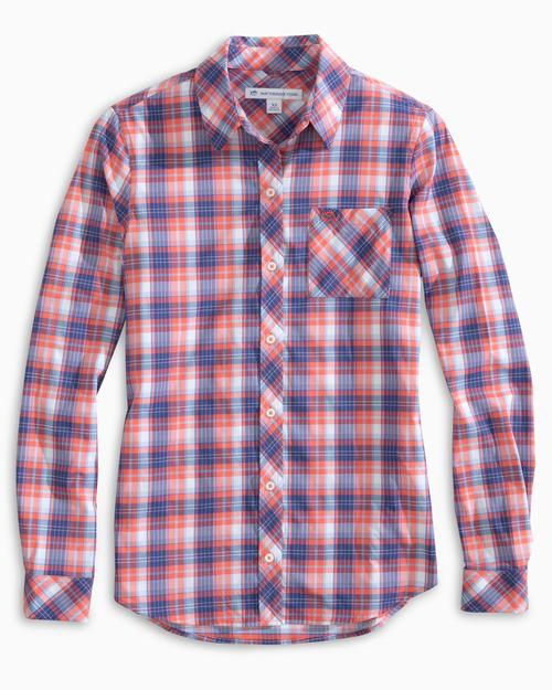 Emery Plaid Button Down Shirt