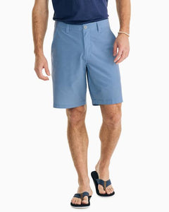 Heather Stripe T3 9 Inch Gulf Short