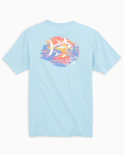 Sunset Marina Skipjack T-Shirt