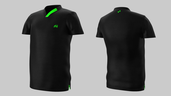 Eye Performance Line shirt (black-green)