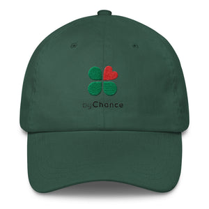 byChance Classic Lucky Clover Cap
