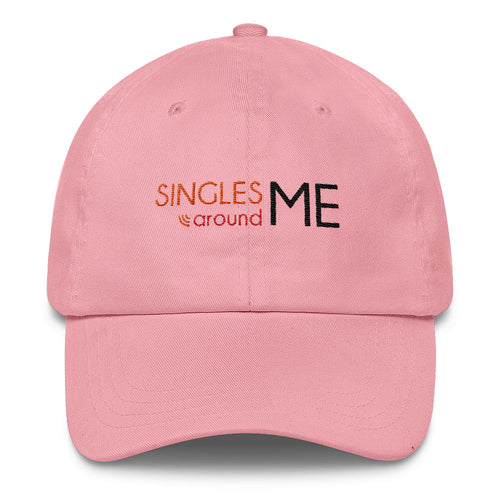 SinglesAroundMe - The iconic name on a Classic Cap