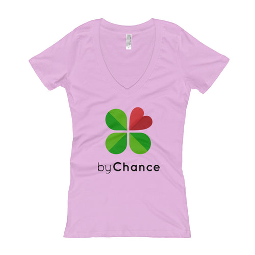 Women's byChance V-Neck T-shirt