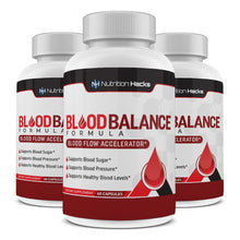 Blood Balance Formula - 3 Bottles