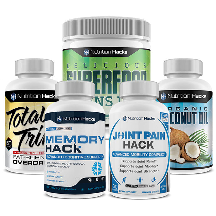 Bulletproof Health Bundle