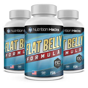 Flat Belly Formula - 3 Bottles