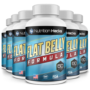 Flat Belly Formula - 6 Bottles