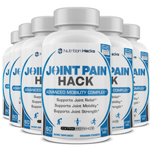 Joint Pain Hack - 6 Bottles