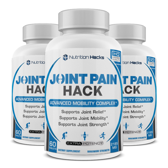 Joint Pain Hack - 3 Bottles