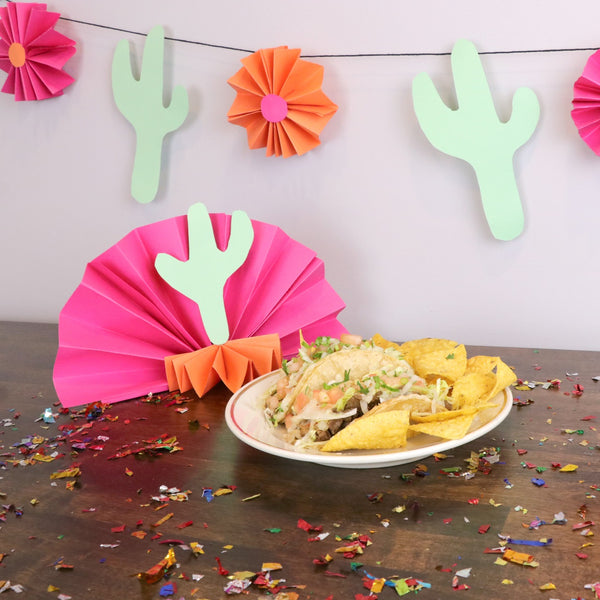 Cinco De Mayo: How To Make Handmade Paper Decorations
