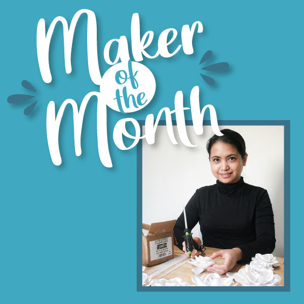 January Maker of the Month