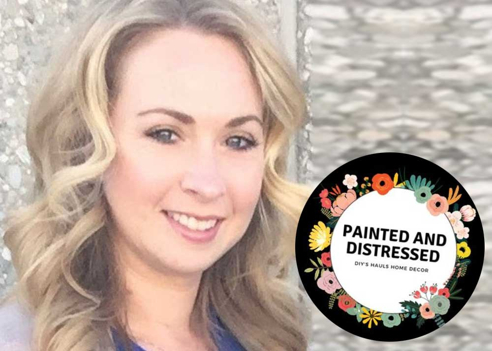 Megan from Painted and Distressed