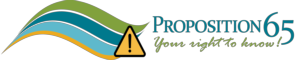 Proposition 65 - Your Right to Know