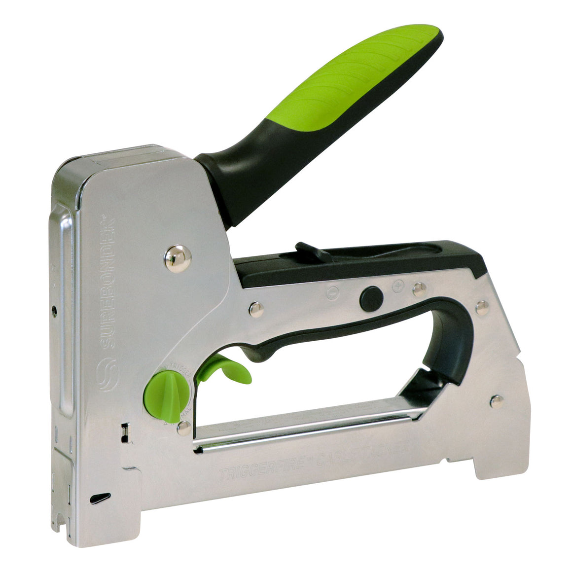 TRIGGERFIRE Cable Tacker Staple Gun