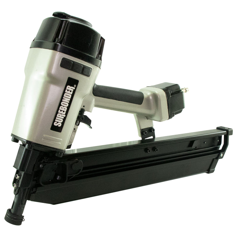 21 Degree Round Head Framing Nailer - Surebonder
