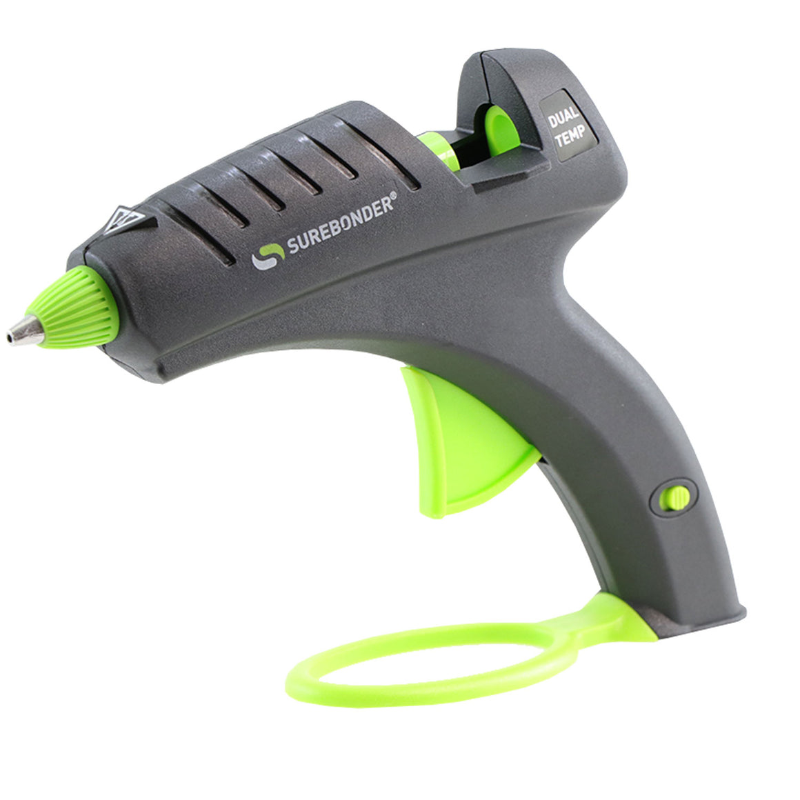 CDT-270F Specialty Series 40 Watt Full Size Cordless/Corded Dual Temp Glue Gun - Surebonder