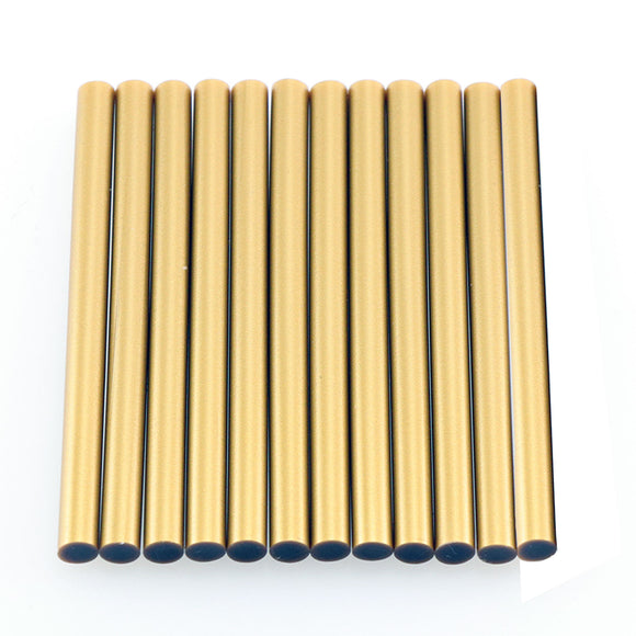 Gold Hot Glue Sticks Mini Size