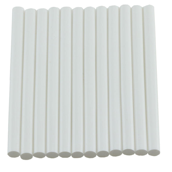 White Hot Glue Sticks Mini Size