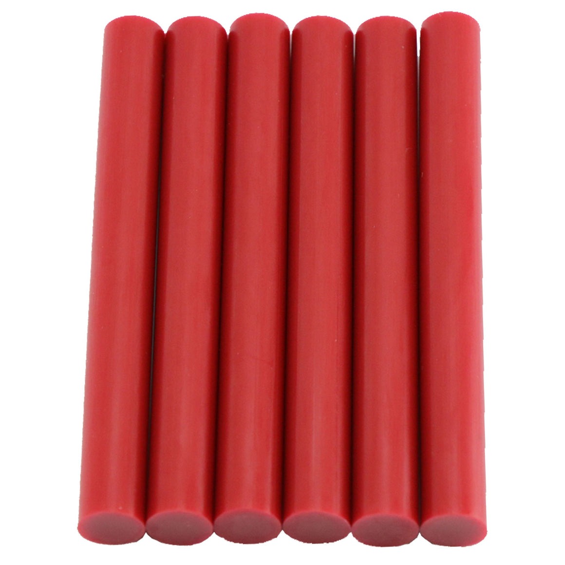 Red Hot Glue Sticks Full Size